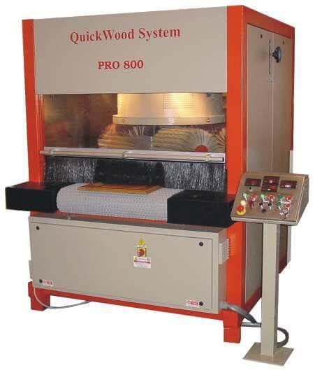 Maszyna rotacyjna QuickWood Pro-800