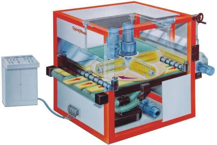 Maszyna rotacyjna QuickWood RO