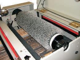 Maszyna szlifująca CD-1 - szczotka do strukturyzacji