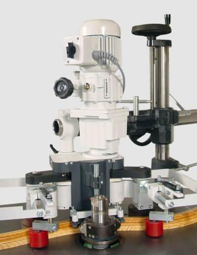 BV -Urządzenie do posuwu elementów łukowych - Stegherr