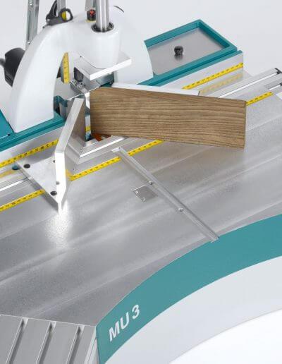 MU-3-D - Wysoka prowadnica wewnętrzna
